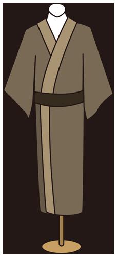 和服(着物)
