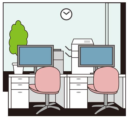 オフィス室内(事務所)