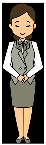 女性(制服)