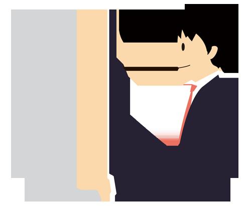 男性(パソコン)