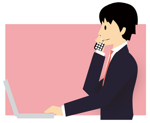 男性(パソコン・携帯電話)