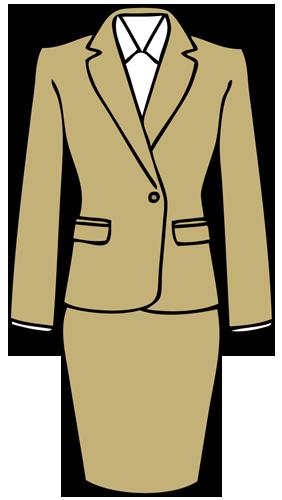 スーツ(女性用)
