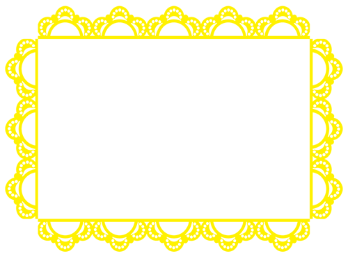 レース(黄色)