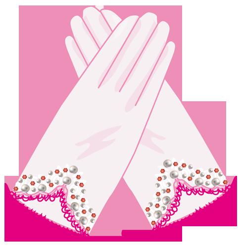 ウエディンググローブ(手袋)