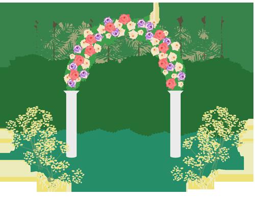 ガーデンチャペル(庭園)