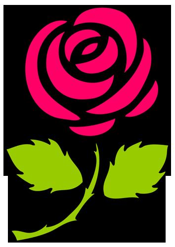 花(バラ)