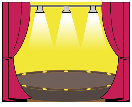 舞台(ステージ)