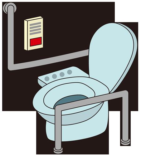 トイレ(介護用トイレ)