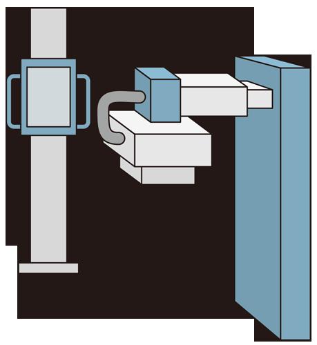 レントゲン(X線)