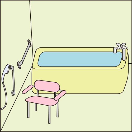 風呂(介護用風呂)