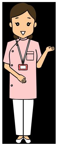 看護師(女性)