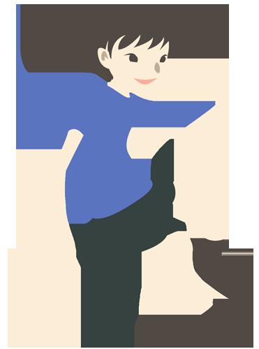 男の子(子供)