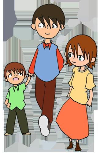 親子(家族)