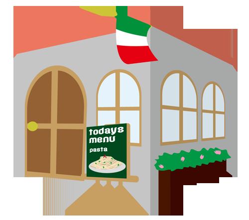 店舗(イタリアンレストラン)