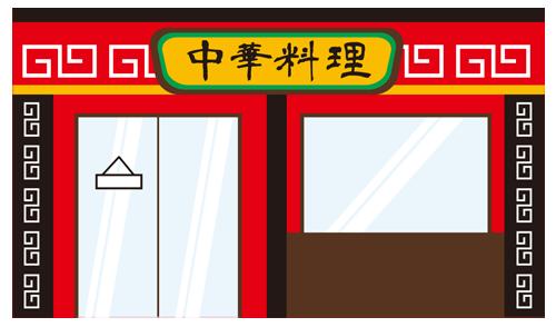 店舗(中華料理店)