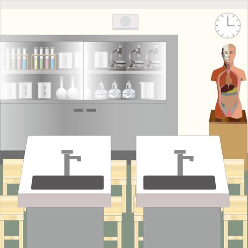 理科室(実験室)