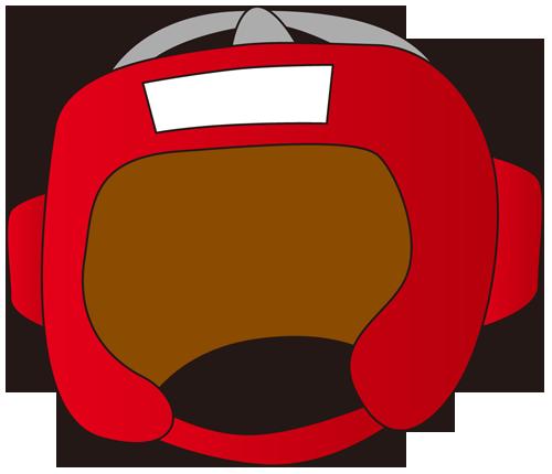 ボクシング(ヘッドギア)
