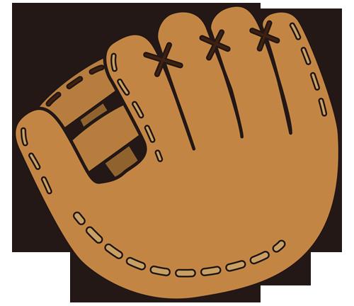 野球(グローブ)