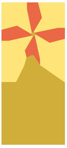 かざぐるま(風車)