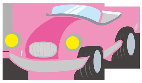 車(オープンカー)