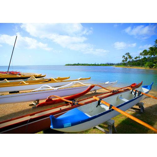風景 ボート