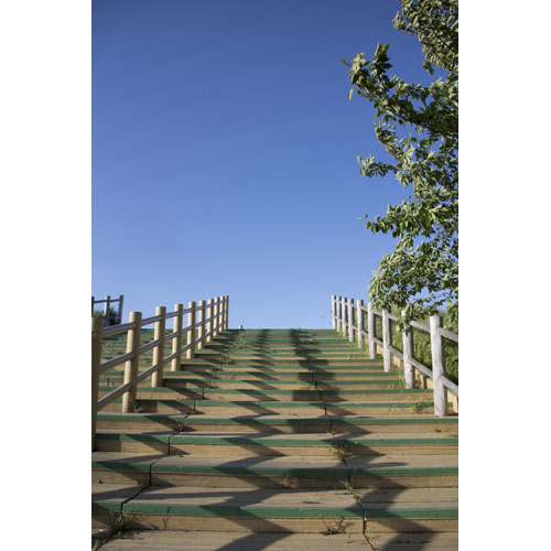 風景 階段
