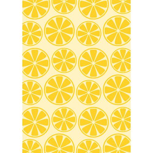 テクスチャ素材 オレンジ